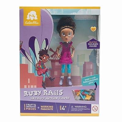GoldieBlox Ruby Rails Coding Ac: Toy: Toys & Games