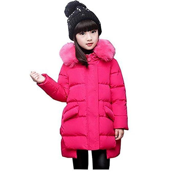unkonw - Abrigo para la nieve - Parka - para niña: Amazon.es: Ropa y accesorios