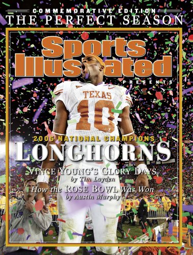 Sports Illustrated 2005 National Champions Longhorns, Commemorative Issue 2006