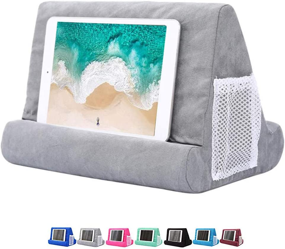 FW ZONE  Pad Stand Foam Book, Tablet Pillow Holder