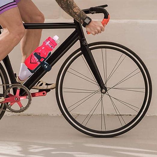 auvstar Bicicleta Portabidones MTB Road Botella Titulares de Agua ...