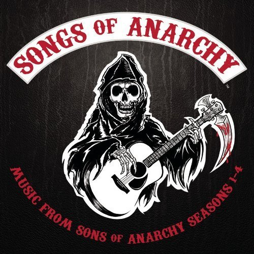 Songs Of Anarchy  Music From Sons Of Anarchy Season 1 4 Soundtrack Edition By Various Artists  2011  Audio Cd