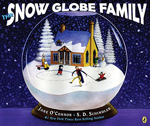 Family Snowglobe - The Snow Globe Family