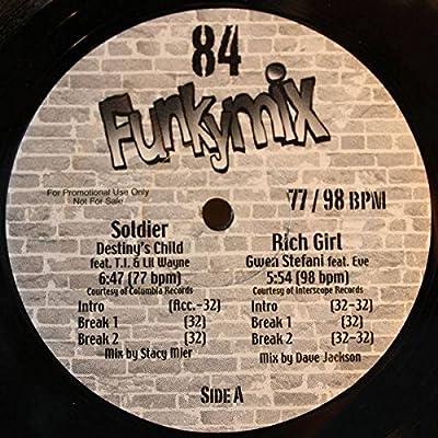 Various - Various - Funkymix 84 - Ultimix - FM-084 - Amazon com Music
