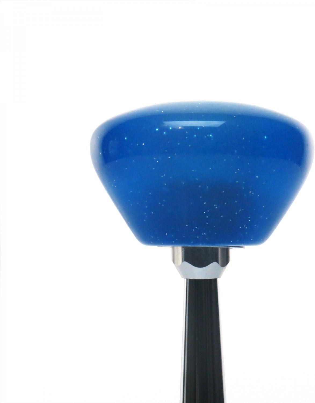 Pink JDM Band-Aid American Shifter 191392 Blue Retro Metal Flake Shift Knob with M16 x 1.5 Insert