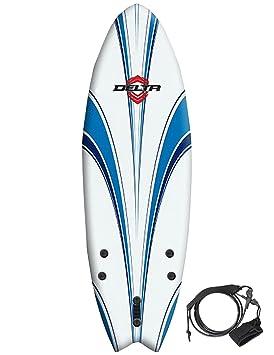 Alder Delta Hybrid Fish Soft surfboard 152 260b715ce80