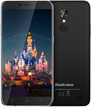 Blackview A10 Smartphone Dual Sim (5.0 Pulgadas HD IPS, 2 GB RAM+ ...