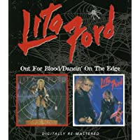 OUT FOR BLOOD / DANCIN' ON THE EDGE