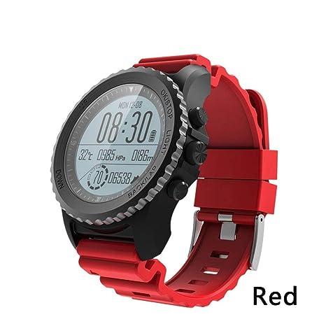 LCDIEB Reloj Deportivo GPS Reloj Inteligente IP68 Impermeable ...