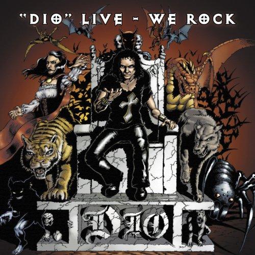 Dio - Live: We Rock - Zortam Music