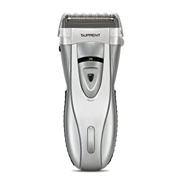 Amazon Com Suprent 4 Blade Electric Foil Shaver Men S Electric