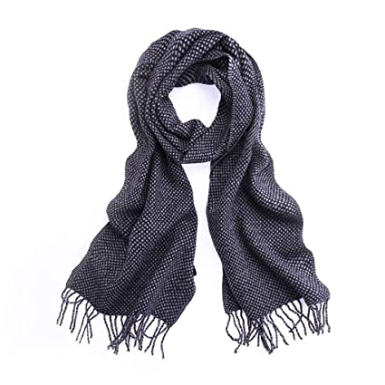 1e5bf7d23c Amazon.com  ZXL-Scarves Scarf Men s Autumn and Winter Wool Thick ...