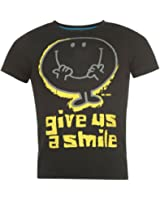 Mr Men Print T Shirt Mens