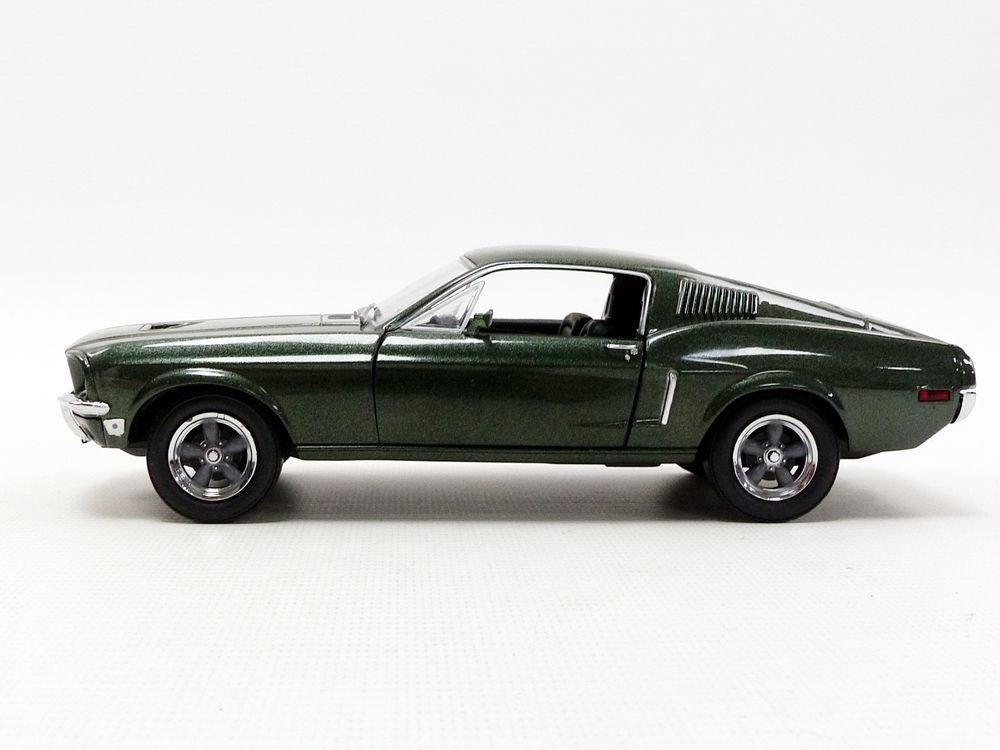 Greenlight - (1:24 Scale Bullitt (1968) - 1968 Ford Mustang GT Fastback - 84041 by Greenlight (Image #3)