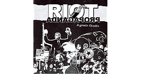 Agenda Oculta by Riot Propaganda on Amazon Music - Amazon.com