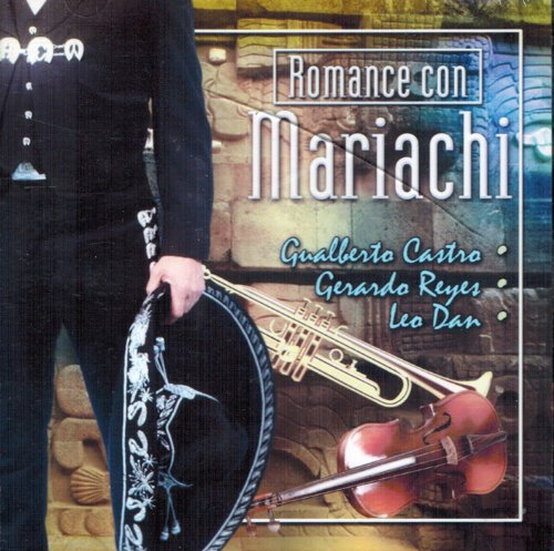 Romance Con Mariachi Gerardo San Diego Mall Rocd-6138 Y Leo Gualberto OFFicial site