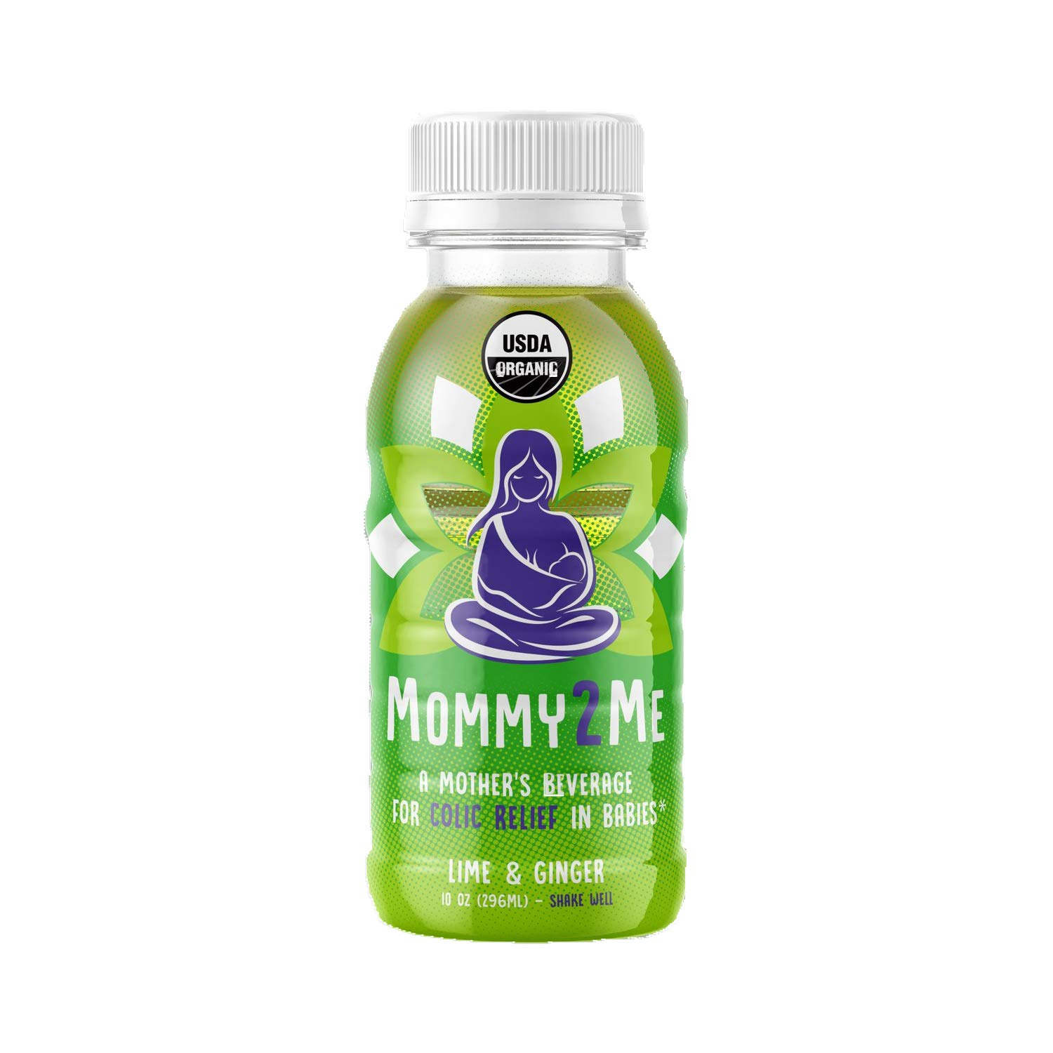 Mommy2Me - A Mothers Beverage for Colic Relief in Babies. Help Alleviate Colic, Gas, Fussiness, Through The Mothers Breast Milk. All Organic and Made in The U.S.A, Full Case (12 Pack) by Mommy2Me