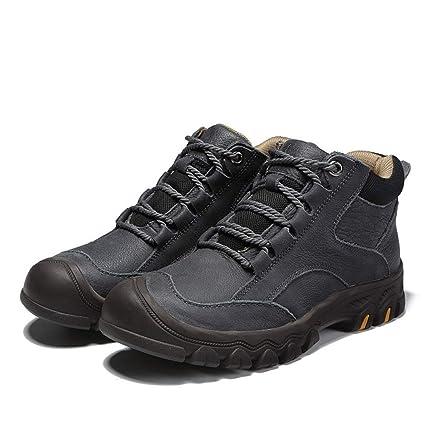 presa di fabbrica morbido e leggero stili classici Scarpe da Trekking Invernali da Uomo/Stivali da Neve Caldi ...