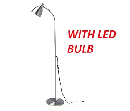 Ikea lersta floor lamp e26 led bulb included ikea lersta floor lamp e26 led bulb included aloadofball Image collections