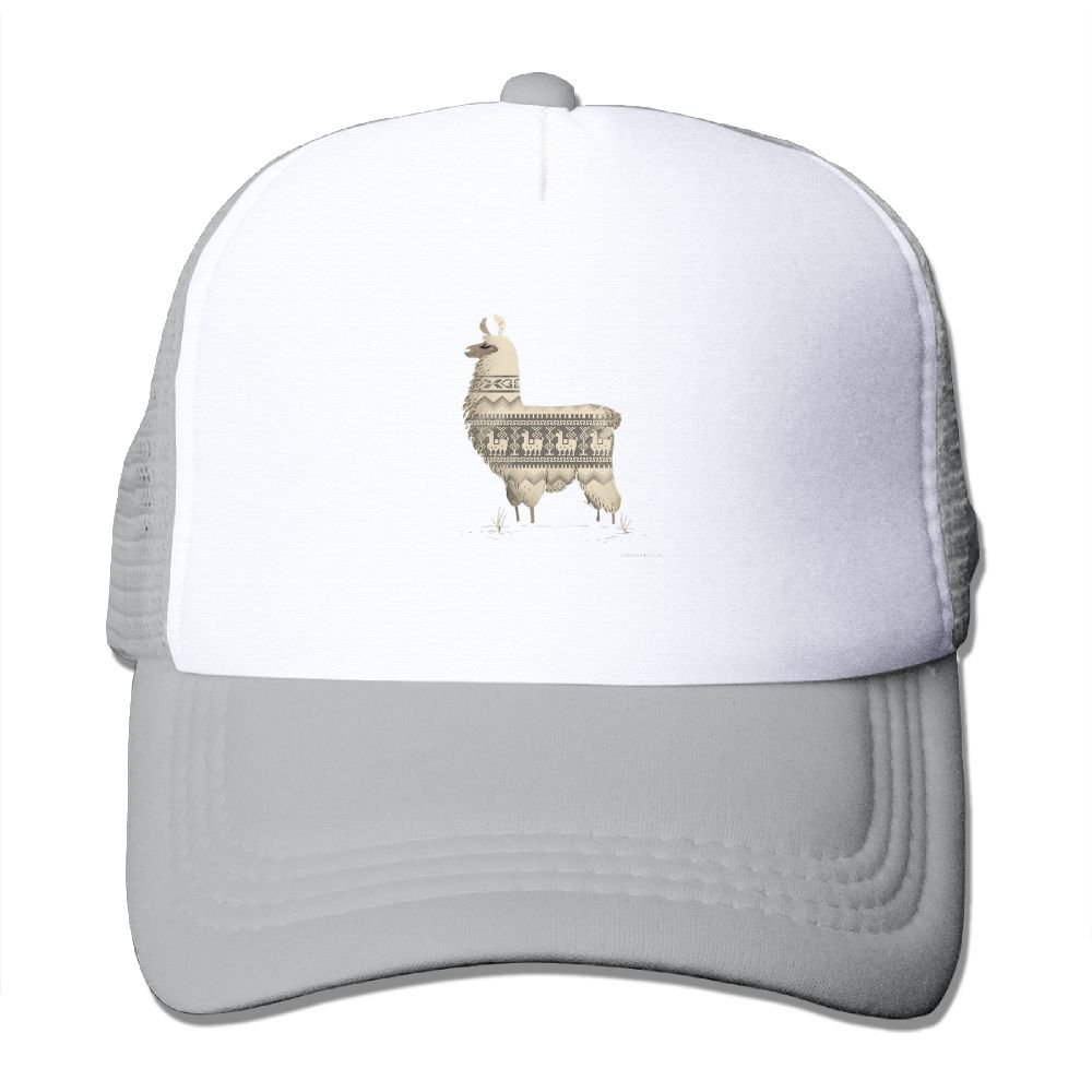Llama Low Profile Baseball Caps For Adults Timeless Great For Travle Climbing Polo Style Hats