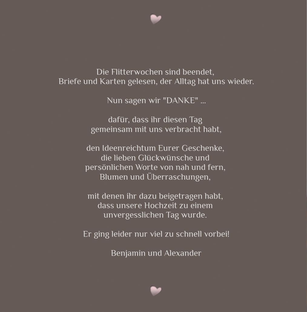 Kartenparadies Danksagung für Hochzeitsgeschenke Danke Im Zeichen der Liebe - - - Männer, hochwertige Danksagungskarte Hochzeitsglückwünsche inklusive Umschläge   10 Karten - (Format  145x145 mm) Farbe  dunkelOrange B01NBXAN2V | Feine 243683