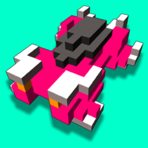 Hovercraft (Special iHovercraft - Build Fly Retry)