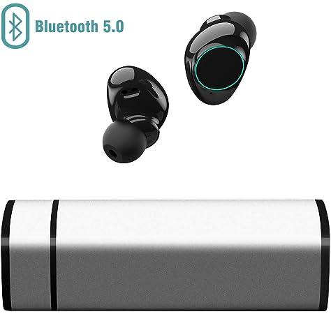 Muzili Auriculares Bluetooth, Inalámbrico Bluetooth Auriculares ...