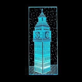 3d Ben Chambre Lumière Décoration Port Lampe Usb Header Big ZkXPuiTO