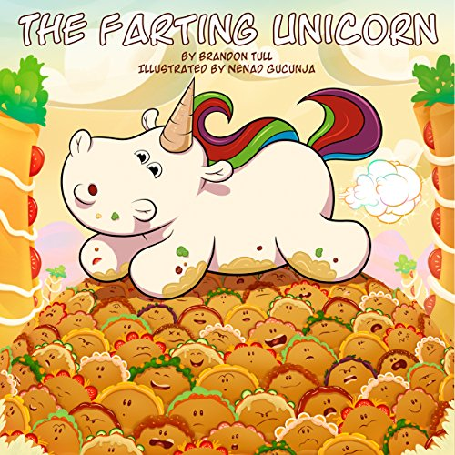 - The Farting Unicorn: A Sparkle Farts Book