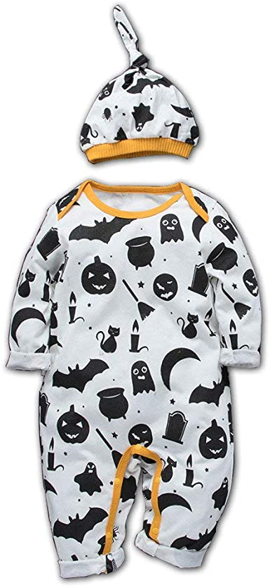 POLP Halloween Monos Bebe Unisex Bodies Bebe Manga Larga y ...