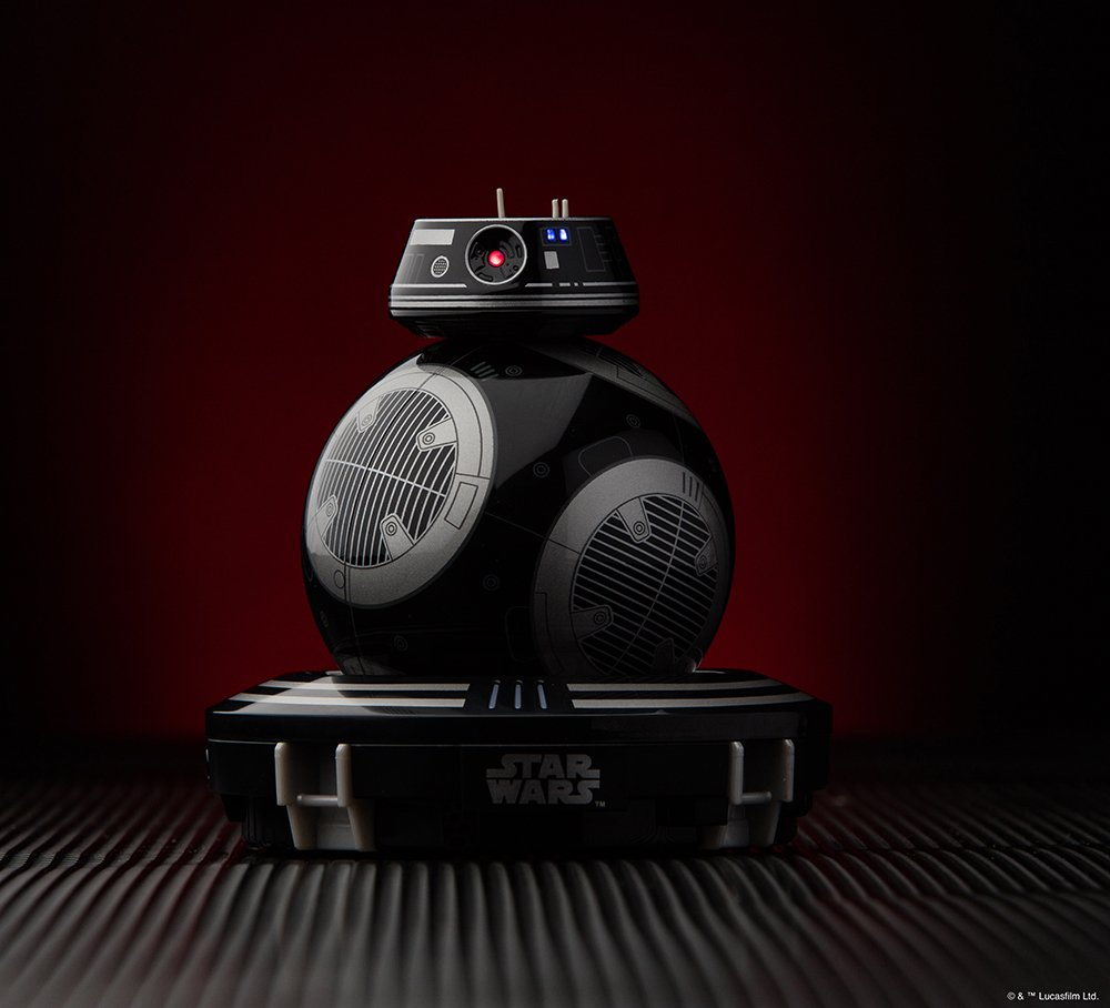 BB-9E App-Enabled Droid with Trainer by Sphero (Image #8)