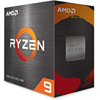 AMD Ryzen 9 5900X 12-core, 24-Thread Unlocked Desktop Processor Without Cooler