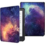 Fintie SlimShell Case for Kobo Clara HD - Ultra Thin and Lightweight PU Leather Protective Cover with Auto Sleep/Wake…