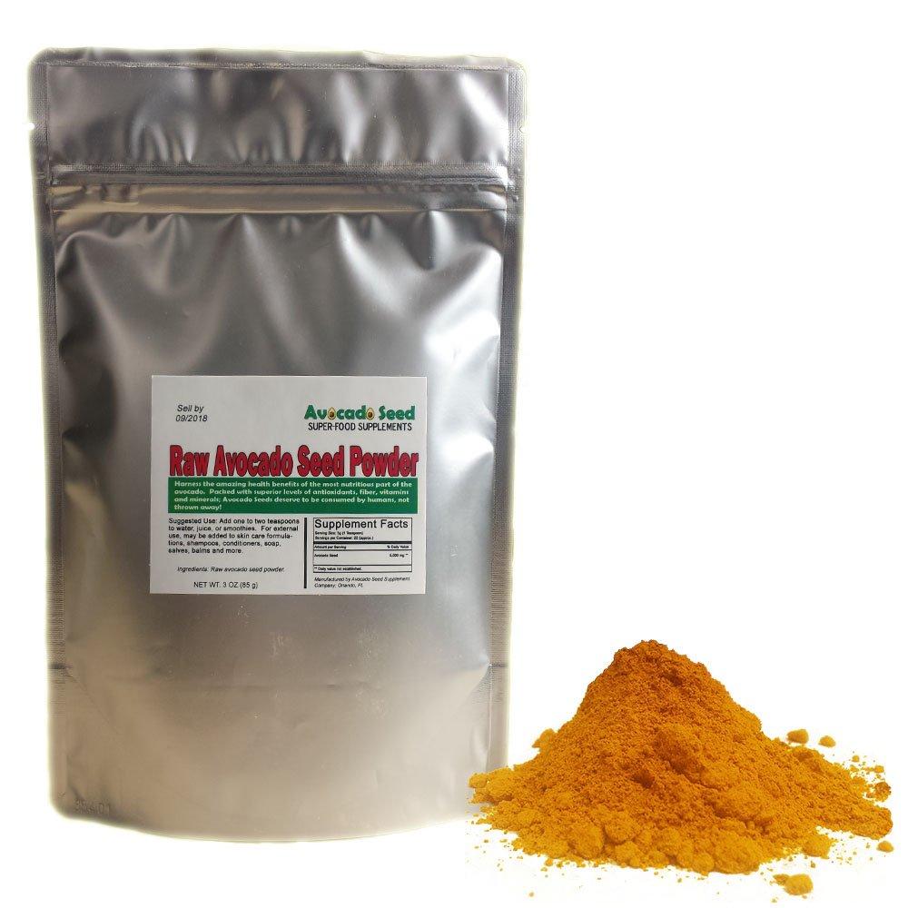 Amazon.com: Avocado Seed Superfood Supplements - 120