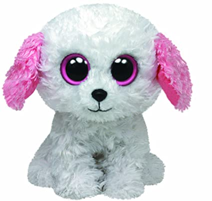10ad7fdceb1 Amazon.com  Ty Beanie Boos Diva Dog 8.75