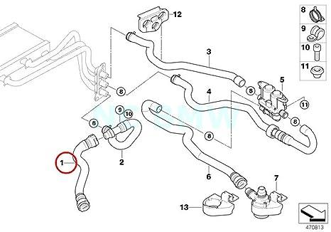 Bmw Engine Hoses Diagram