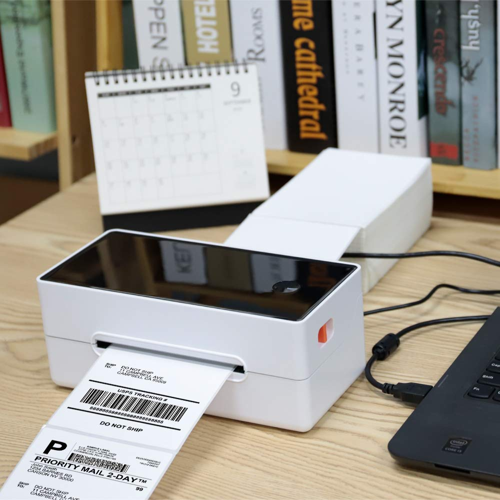 Amazon.com: Impresora de etiquetas Phomemo, impresión de ...