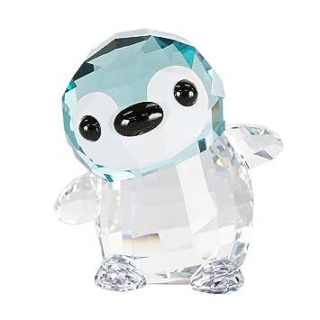 muchos de moda variedades anchas tienda oficial Baby Pinguino Paco Swarovski decorazione SCS 5301623: Amazon ...