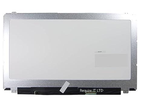 Toshiba – Pantalla LED de recambio para ordenador portátil (15,6 pulgadas Touch pantalla
