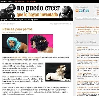 No puedo creer que lo hayan inventado (Spanish Edition) Kindle Edition