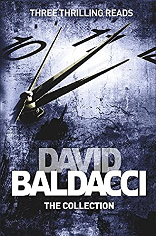 book cover of David Baldacci: The Collection