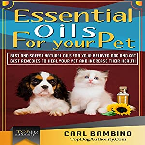 Essential Oils for Your Pet Audiobook
