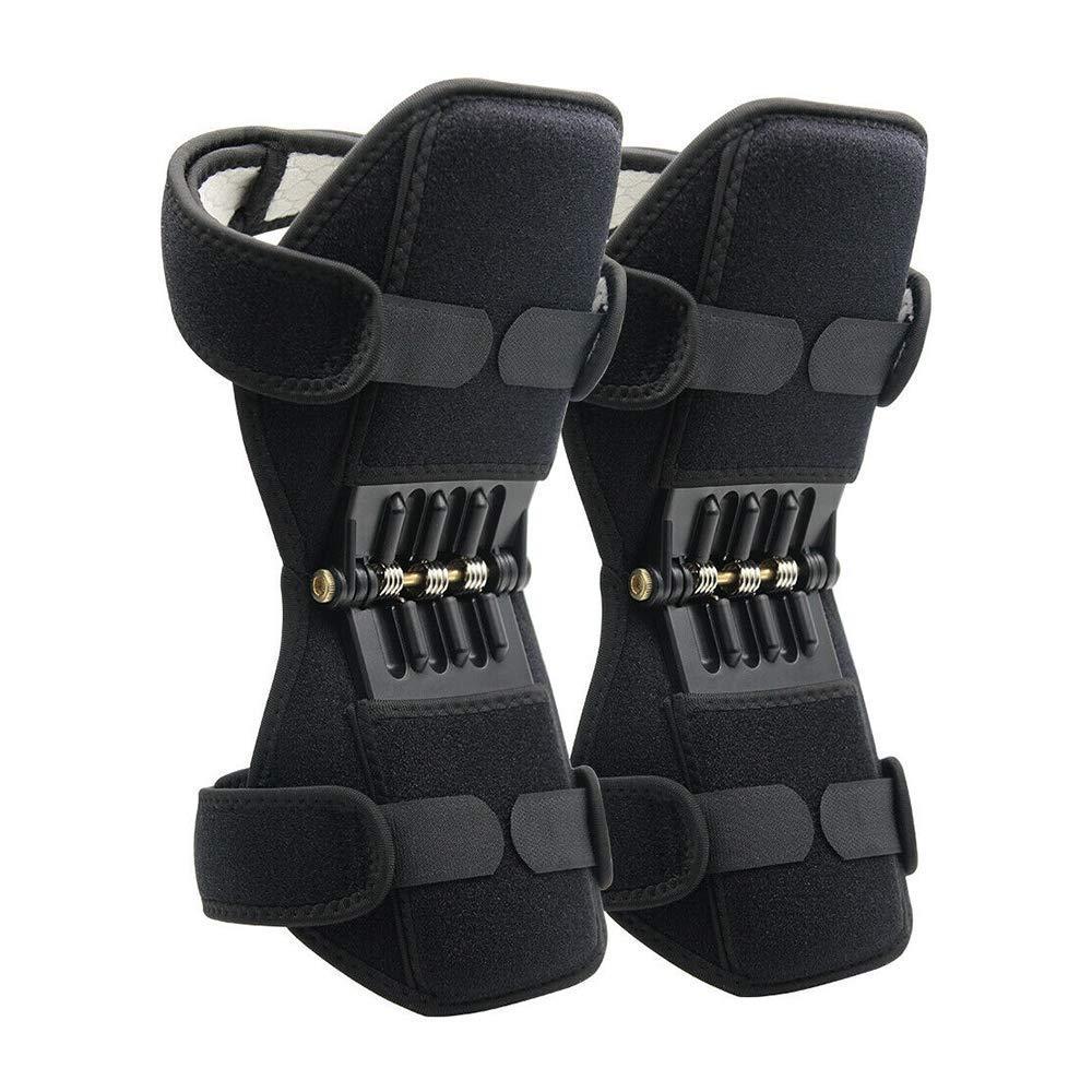 調節可能な膝サポート圧縮膝サポート膝装具通気性弾性膝サポートスポーツ膝パッド膝蓋腱炎を緩和する