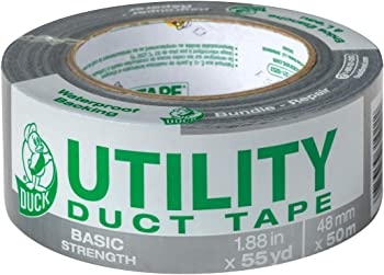 Duck 1.88 Inch x 55 Yard Utility Duct Tape