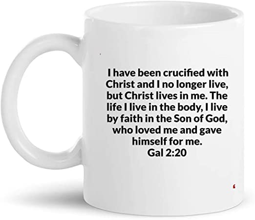com motivational bible quotes coffee cup powerful god