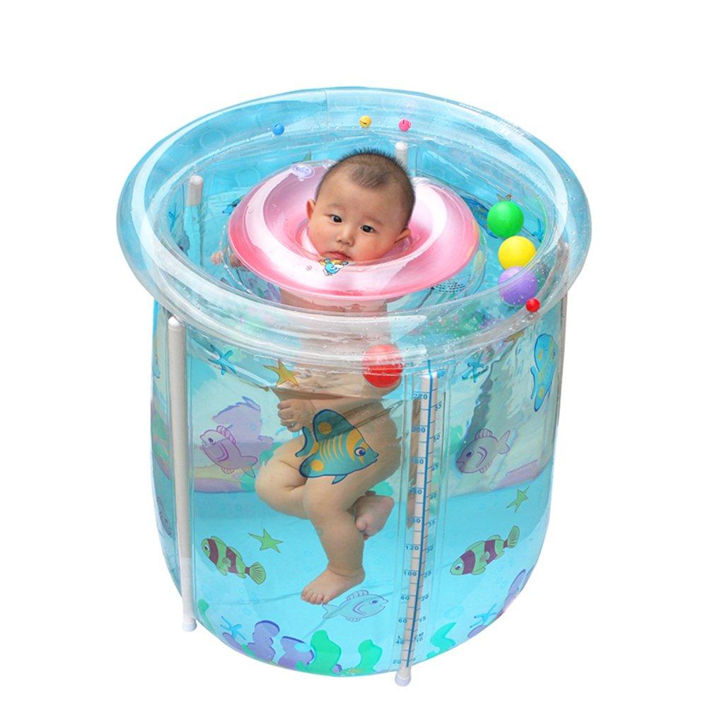 Baby Schwimmbad/Königin Babybecken/Infant jungen Fässer schwimmen/Aufblasbare Thermal Erlebnisbad-B