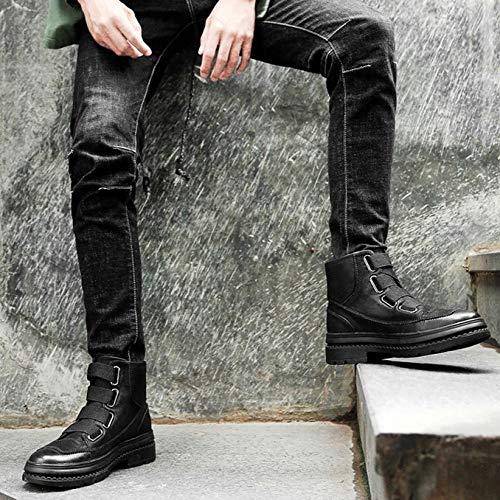 Stivali di Stivali Antiscivolo in Militari Stivali Gomma Alti pi Comodi Stivali Gomma Stivali Comodi DSFGHE Stivali zpFwI