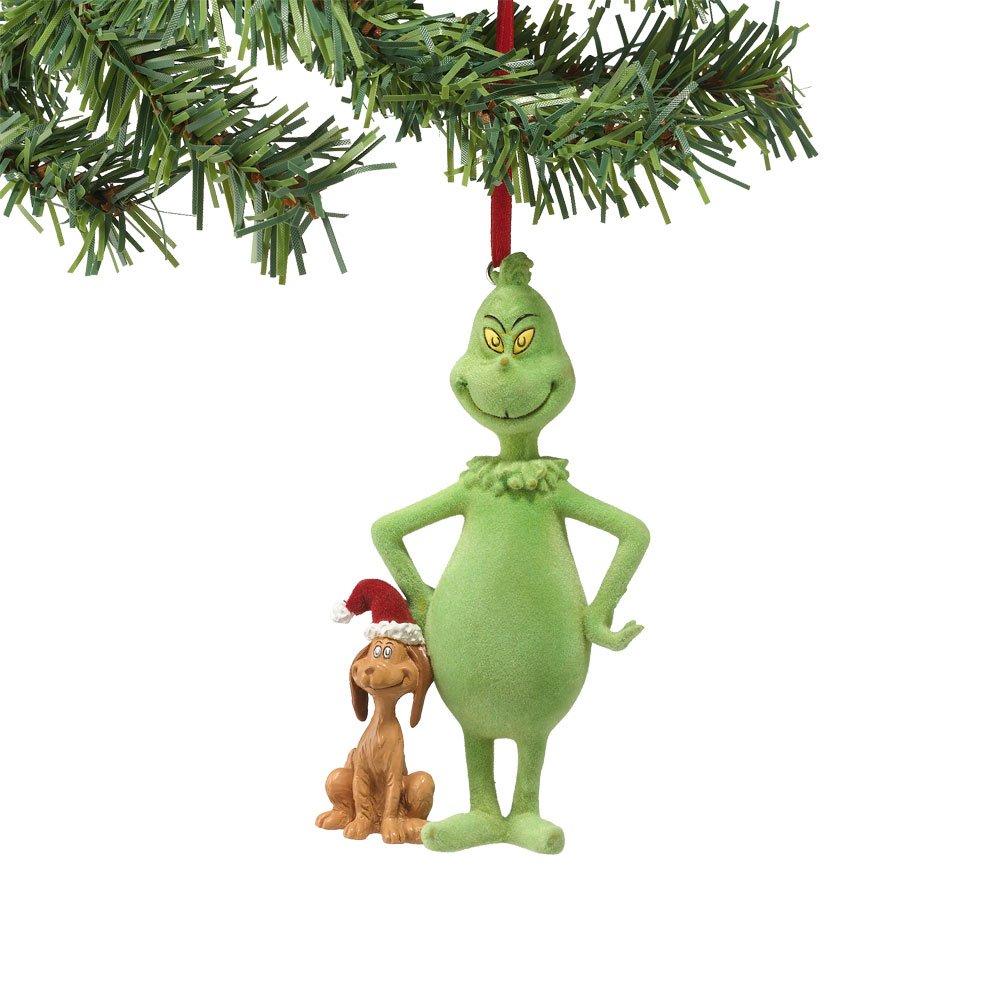Grinch and Santa Max