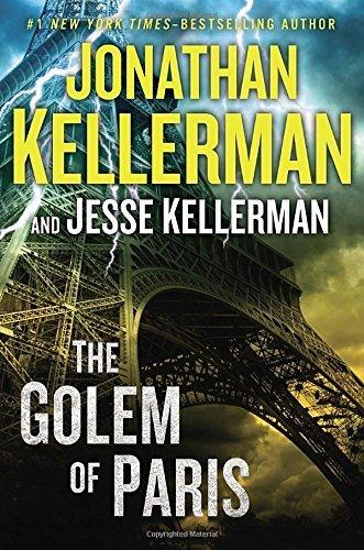 The Golem of Paris by Jonathan Kellerman (2015-11-03)