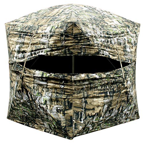 - Primos Double Bull Deluxe Ground Blind, Truth Camo